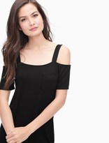 Splendid Cold Shoulder Tee Dress