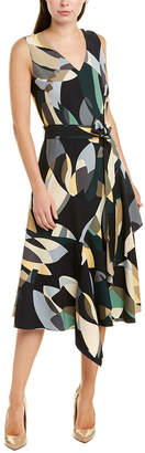 Lafayette 148 New York Telson A-Line Dress