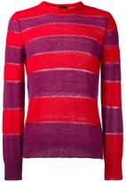 Just Cavalli striped long jumper