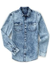 Calvin Klein Jeans Long-Sleeve Denim Shirt