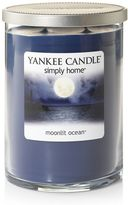 Yankee Candle simply home 19-oz. Moonlit Ocean Jar Candle