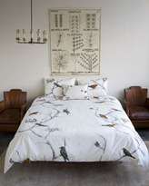 Chinoiserie Bedding Duvet and Shams
