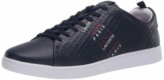Lacoste Men's Carnaby EVO 120 9 U SMA Sneaker