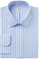 Brooks Brothers Men's Regent Classic-Fit Striped Dress Shirt