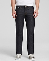 Naked & Famous Denim Jeans - Weird Guy Left Hand Twill Selvedge New Tapered Fit in Left Hand