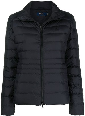 Polo Ralph Lauren Padded Fitted Jacket