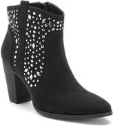 JLO by Jennifer Lopez Women's Studded Ankle Boots