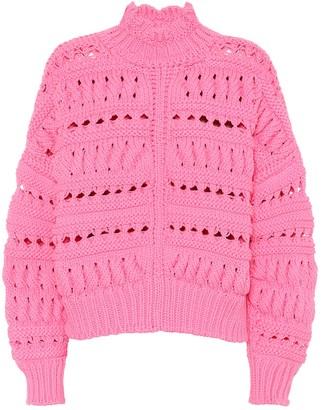 Isabel Marant Cotton-blend sweater