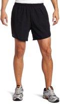 Soffe Men's Navy Running Short With Pocket
