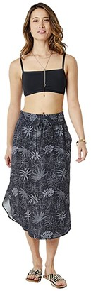 Carve Designs Peyton Skirt (Moss) Women's Skirt