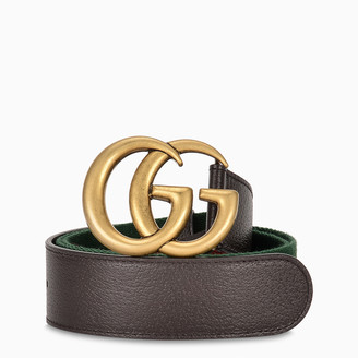 Gucci Web belt with GG buckle
