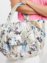 Free People Dreamspun Quilted Tote