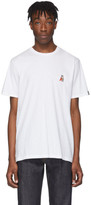 Rag & Bone White Pizza Rat T-Shirt