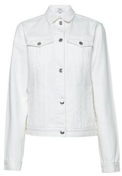 Dorothy Perkins Womens **Dp Tall Cream Denim Jacket