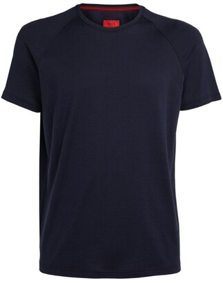 Isaia Silk-Cotton T-Shirt
