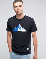 Penfield Geo Mountain Print T-shirt