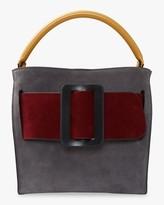 Boyy Devon 21 Leather Top Handle Bag