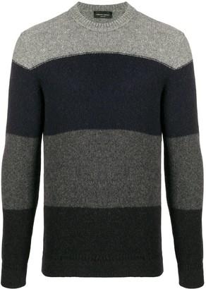 Roberto Collina Colour-Block Sweater