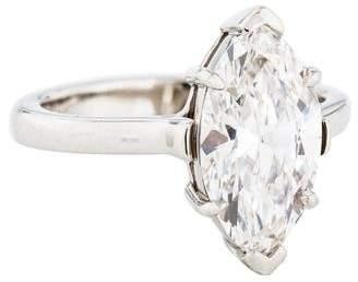 Tiffany & Co. 2.55ct Diamond Engagement Ring