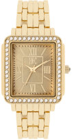 INC International Concepts Women's Gold-Tone Bracelet Watch 30x32mm IN004G, Only at Macy's