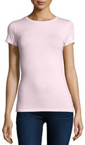 Majestic Paris for Neiman Marcus Soft Touch Short-Sleeve Tee
