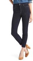 Gap AUTHENTIC 1969 true skinny contrast-stitch high rise jeans