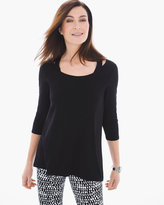 Chico's Cold-Shoulder Tunic