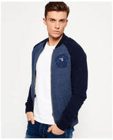 Superdry Men's Applique Bomber Jacket