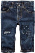 Carter's 5-Pocket Distressed Jeans