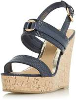 Head Over Heels **Head Over Heels 'Kaylee' Wedge Sandals