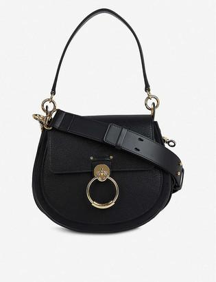 Chloé Tess large leather shoulder bag