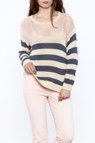 Weekend by Aldo Martins Summer Nautical Sweater