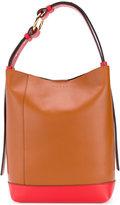 Marni Halo Pod tote bag - women - Cotton/Lamb Skin/Polyurethane - One Size