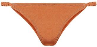 Reina Olga Scrunchie bikini bottoms