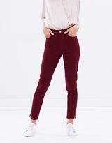 Hailey Panel Stretch Skinny Pants