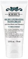 Kiehl's Coriander Hand Cream