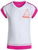 Reebok Boxy Delta Shirt - Short Sleeve (For Little Girls)