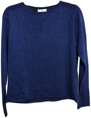 Allude Blue Cashmere Knitwear for Women