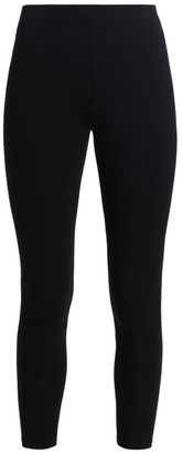 Joan Vass Jersey Cropped Leggings