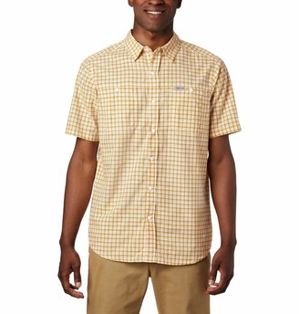 Columbia Men's Leadville Ridge Short Sleeve Shirt II 100% Cotton
