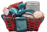 Tre'Yours Dead Sea Spa Gift Basket