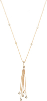 Jacquie Aiche Diamond & yellow-gold necklace