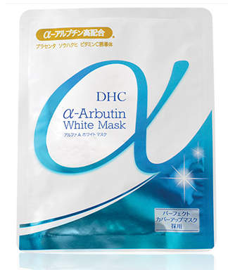 DHC Alpha-Arbutin White Mask