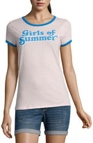 Arizona Girls of summer Graphic T-Shirt- Juniors