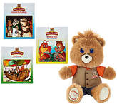 Teddy Ruxpin Animated Storytelling Bear with 3 Books