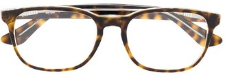 Ray Ban Junior Square Frame Glasses