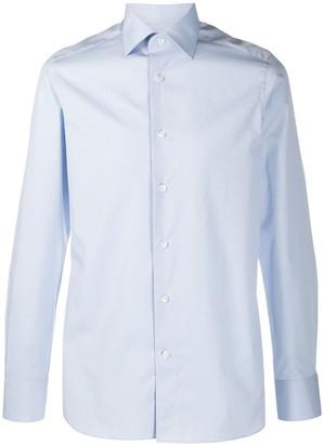 Ermenegildo Zegna Formal Cotton Shirt