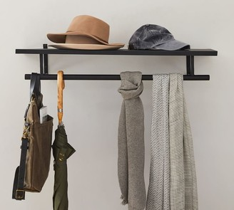 Pottery Barn Hopper Storage Shelf