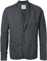 Factotum flap pocket blazer - men - Cotton - 44