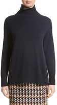 Lafayette 148 New York Women's Cashmere Oversize Turtleneck Sweater
